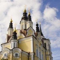 Воскресенская церковь.Томск. :: Светлана Винокурова