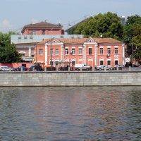 А.на том берегу Москва- реки. :: Елизавета Успенская
