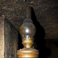 Керосиновая лампа :: Олег Мелентьев