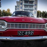 old Ford :: Maxim Rozhkov