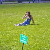 Выгул собак запрещён! :: Олег Мелентьев