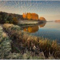 На Осеннем Берегу... :: Александр Киценко