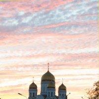 Храм на закате :: Вадим Нечаев