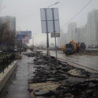 Эх дороги пыль да туман... :: Ольга Кривых