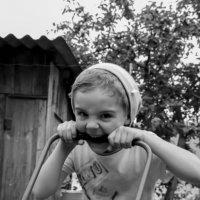 Голод... :: Наталья Буданова