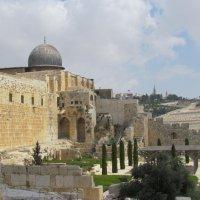 Старый город. Иерусалим :: галина северинова