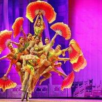 В Пекинском цирке!!! :: Александр Вивчарик