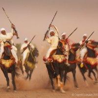Всадники. Марокко :: Sergey Shandin