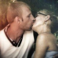 Поцелуй :: Дмитрий Бабаев