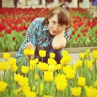Весенний портрет :: Дмитрий Бабаев