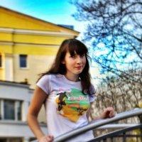На мостике любви :: Дмитрий Бабаев