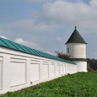 Стена монастыря :: Михаил Махров