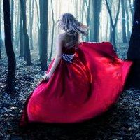 В сказочном лесу :: Наташа Ванеева