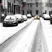 Снегопад... :: АЛЕКС