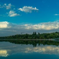 Река Кальмиус :: Кирилл Аянот