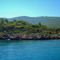 Остров Клеопатры в Эгейском море :: Ирина Приходько