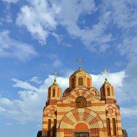 Храм в честь Иверской иконы Божией Матери (Днепропетровск) :: Евгений Жиляев