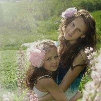 Дарья и Ульяна :: виктория иванова