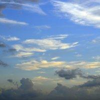 Крымское небо :: Ольга Мореходова