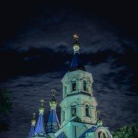 Храм во имя иконы Божией Матери «Умиление» :: Владимир Манин
