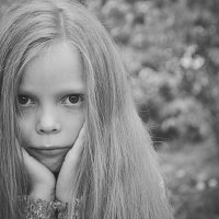 Взрослый взгляд маленького человека :: Яна Спирина