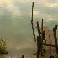Причал для лодки :: Юрий Клишин