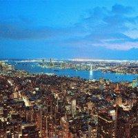 Нью Йорк. Вид с Эмпайр Стейт :: Arman S