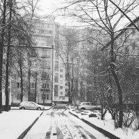 черно-белое кино :: Sabina