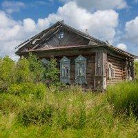 Заброшенные деревни :: Ольга Гуськова