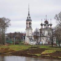 Церковь Сретения (Вологда) :: Юрий Шувалов