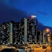 Огни ночного города :: Станислав Гераськин