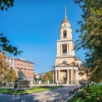 Церковь Большое Вознесение :: Юлия Батурина
