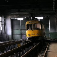 Трамвайное депо :: Rada