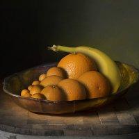 К вопросу о мельчании апельсинов (фото шутка-коллаж) :: Alex Olexsovic