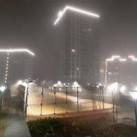 Вечерний туман :: Antonio Foraldo