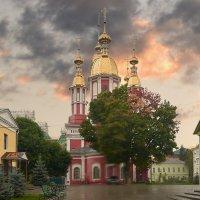 Иоанно-Предтеченский храм в Казанском мужском монастыре г.Тамбова :: Александр Тулупов