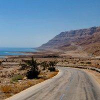 Вдоль берега Мертвого моря :: Людмила Зайцева