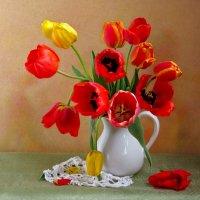 Букет тюльпанов :: SaGa