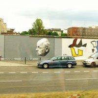 Германия. У Берлинской стены. :: Владимир Драгунский