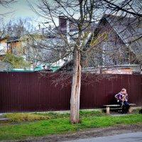 Провинциальный городок Таруса. :: Татьяна Помогалова