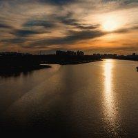 Вид с Братеевского моста /Москва :: Pasha Zhidkov