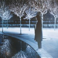 Ночь, улица, карманы, пальто :: Мария Буданова