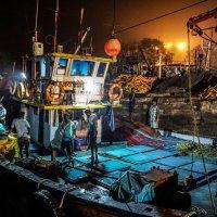 Ночной рынок в Бомбее, 2020 :: Игорь Роговой