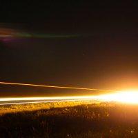 Ночью возле дороги :: Даниил Шадрин