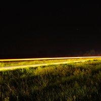 Ночь у дороги :: Даниил Шадрин
