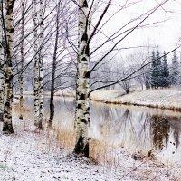 Наша переменно-снежная весна... :: Wirkki Millson