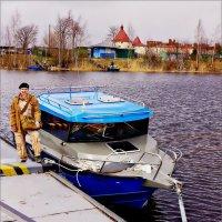 Про рыбака и рыбку... :: Кай-8 (Ярослав) Забелин