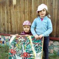 Трудное детство: дети торгуют полотнами Кандинского.... :: Борис