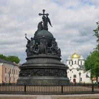 Памятник 1000 летию России. :: Юрий Шувалов