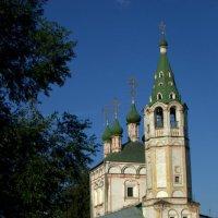 Троицкий храм, г. Серпухов :: Марина Кушнарева